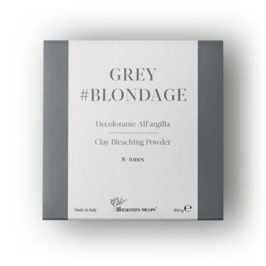 BLONDAGE Grey Decolorante mano libera 500 g