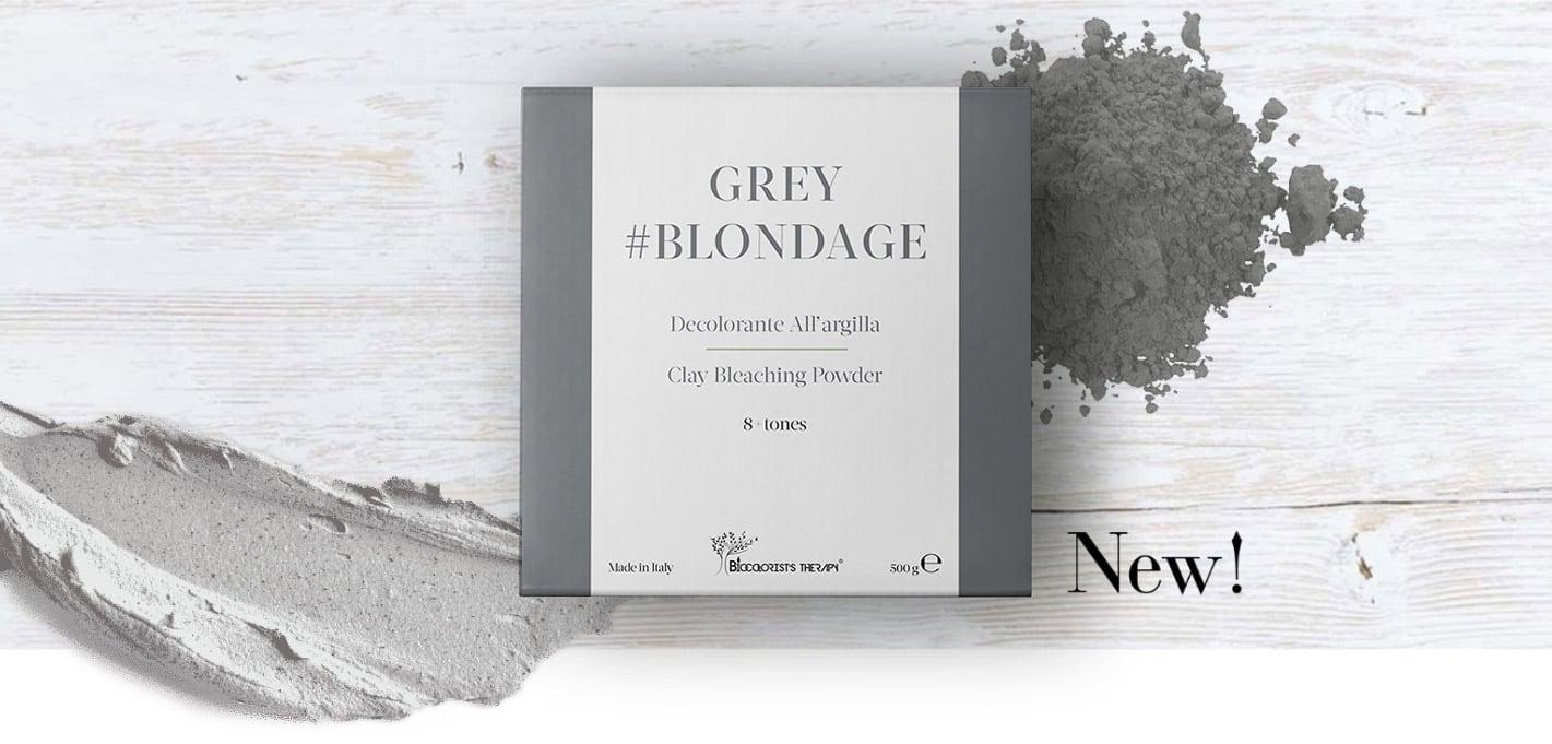 Grey Blondage - Biocolorist cura dei capelli e colorazione naturale